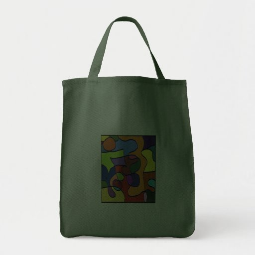 Bolso de ultramarinos del rompecabezas bolsa tela para la compra