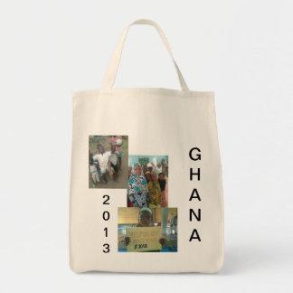 Bolso de ultramarinos Ghana