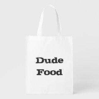 Bolso de ultramarinos reutilizable de la comida de