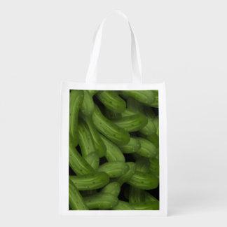 Bolso de ultramarinos reutilizable de las bolsa para la compra