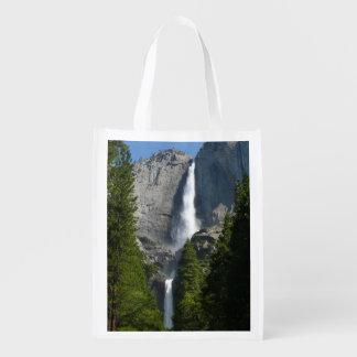 Bolso de ultramarinos reutilizable de las catarata bolsa para la compra