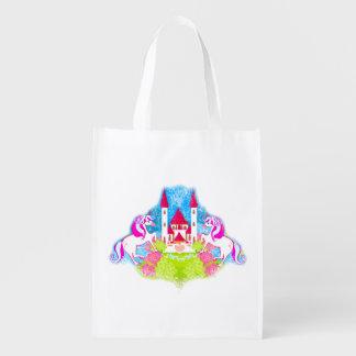 bolso de ultramarinos reutilizable de los bolsas de la compra