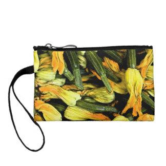 Bolso de Venecia en casa - flores del calabacín