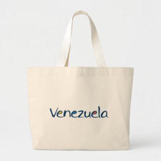 Bolso de Venezuela Bolsa Tela Grande