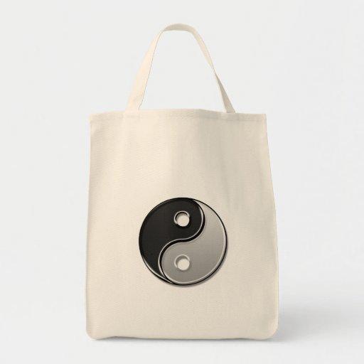 Bolso de Yin Yang Bolsa De Mano