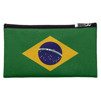 Bolso del accesorio de la BANDERA del BRASIL