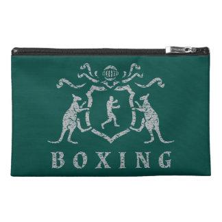 Bolso del accesorio del blasón del boxeo