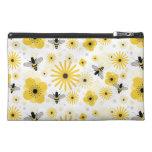 Bolso del accesorio del viaje de las abejas y de