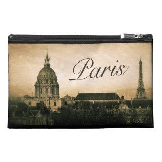 Bolso del accesorio del viaje de París del vintage