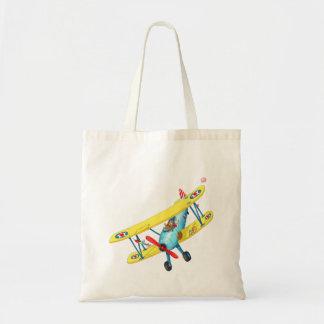 Bolso del aeroplano de la diversión bolsa