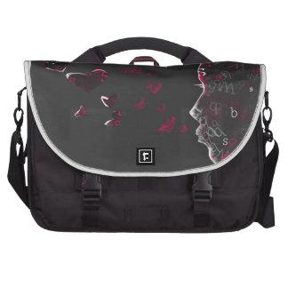 bolso del amor bolsas para ordenador