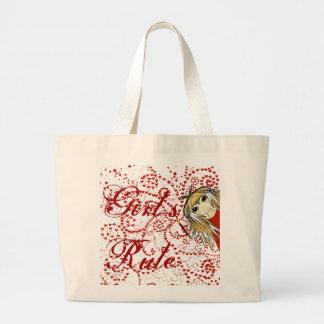 Bolso del amor del animado bolsas