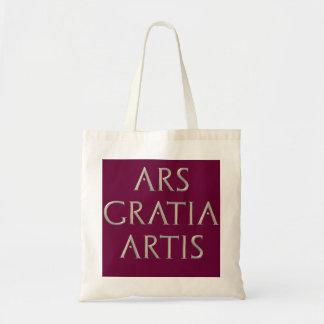 Bolso del ARS Gratia Artis Bolsa Tela Barata