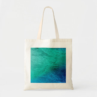 Bolso del arte de Digitaces de la agua de mar del Bolsas Lienzo
