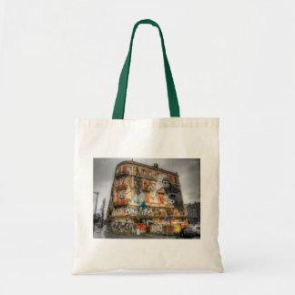 Bolso del arte de la calle bolsas lienzo