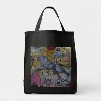 Bolso del arte de la pintada bolsas de mano