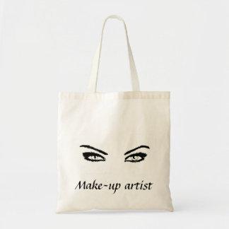 Bolso del artista de maquillaje bolsas