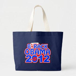 Bolso del as de Obama - elija el estilo y el color Bolsa Tela Grande