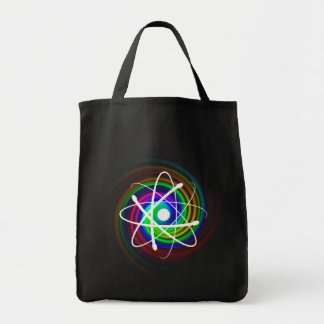 Bolso del átomo (002) - bolsas de mano