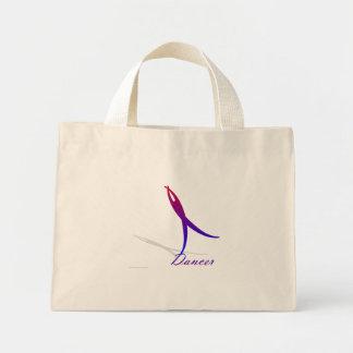 Bolso del bailarín bolsas de mano
