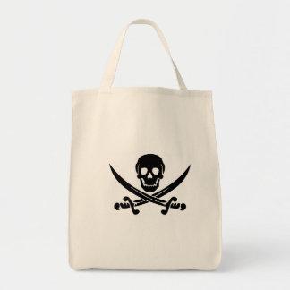 Bolso del barco del pirata
