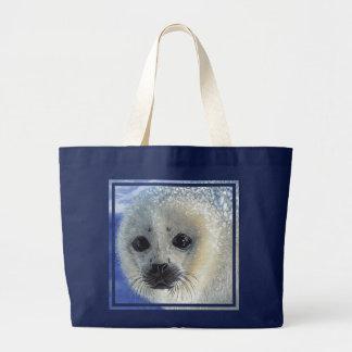 Bolso del bebé de cría de foca de la inocencia bolsa de mano
