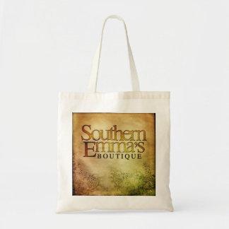Bolso del boutique de Emma meridional Bolsa Tela Barata
