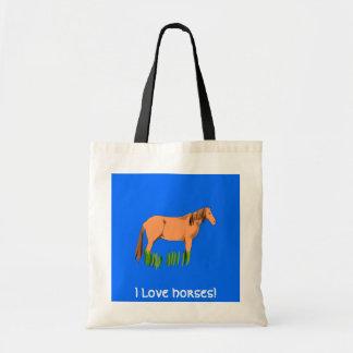 Bolso del caballo de Brown Bolsas De Mano