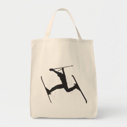 Bolso del caminante del cielo bolsa tela para la compra