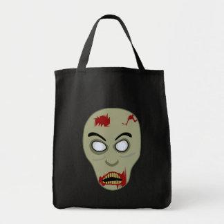 Bolso del caramelo de Halloween del zombi Bolsa Tela Para La Compra