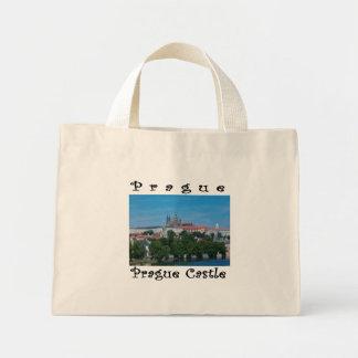 Bolso del castillo de Praga Bolsa Tela Pequeña