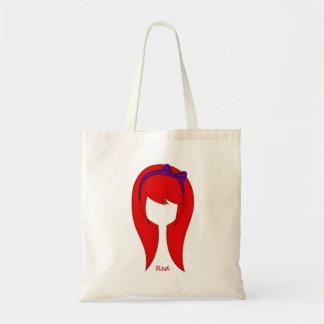 """Bolso """"del chica rojo del pelo"""""""