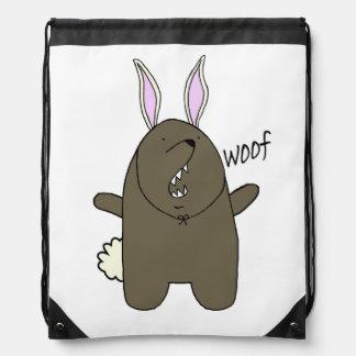 Bolso del conejo del oso mochilas