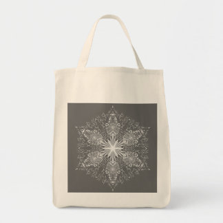 Bolso del copo de nieve bolsas