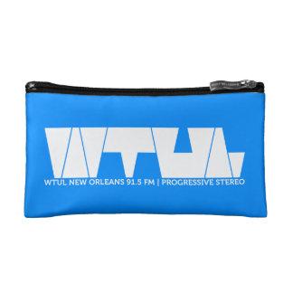 Bolso del cosmético de la estación de radio de WTU