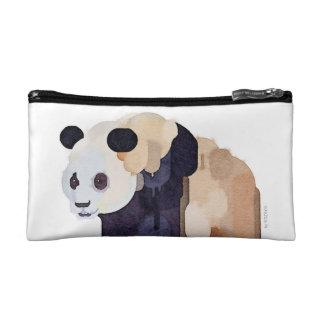 Bolso del cosmético de la panda #2 del helado