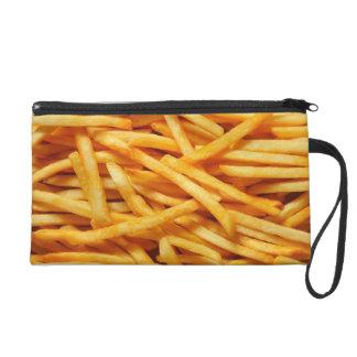 Bolso del cosmético de las patatas fritas