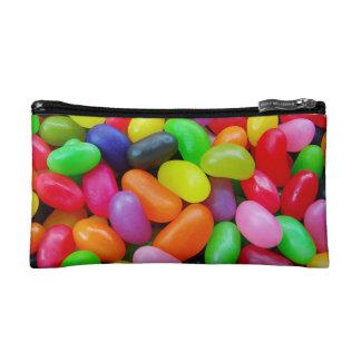 Bolso del cosmético de los Jellybeans