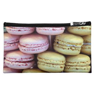Bolso del cosmético de los macarrones de Macaron d