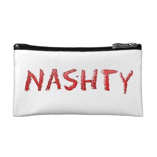 Bolso del cosmético de Nashty