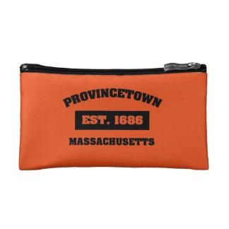 Bolso del cosmético de Provincetown Cape Cod