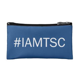 Bolso del cosmético del #IAMTSC
