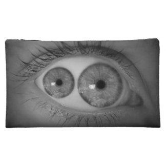 Bolso del cosmético del ojo del mutante