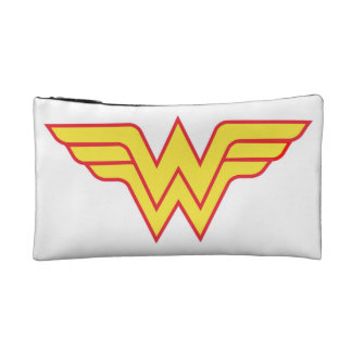 Bolso del cosmético del super héroe