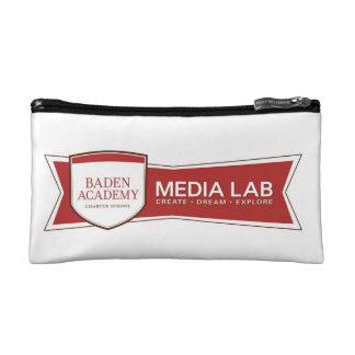 Bolso del cosmético o del lápiz de Media Lab