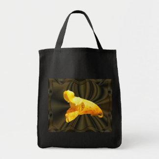 Bolso del ~ de la mala hierba 2 de la joya bolsa tela para la compra