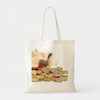 Bolso del dinero bolsa tela barata