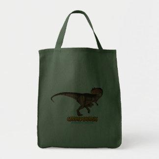 Bolso del dinosaurio del Ceratosaurus Bolsa De Mano