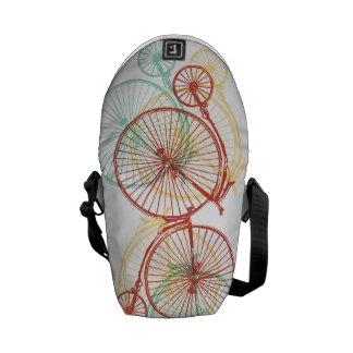 Bolso del diseño de la bicicleta bolsa de mensajeria