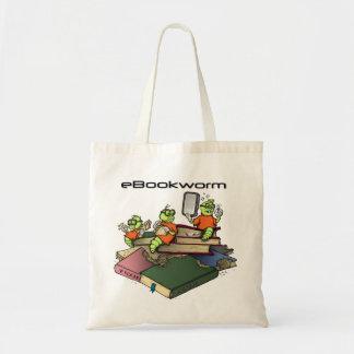 bolso del eBookworm Bolsa Tela Barata